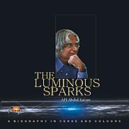 The Luminous Sparks: A biography in verse and colours