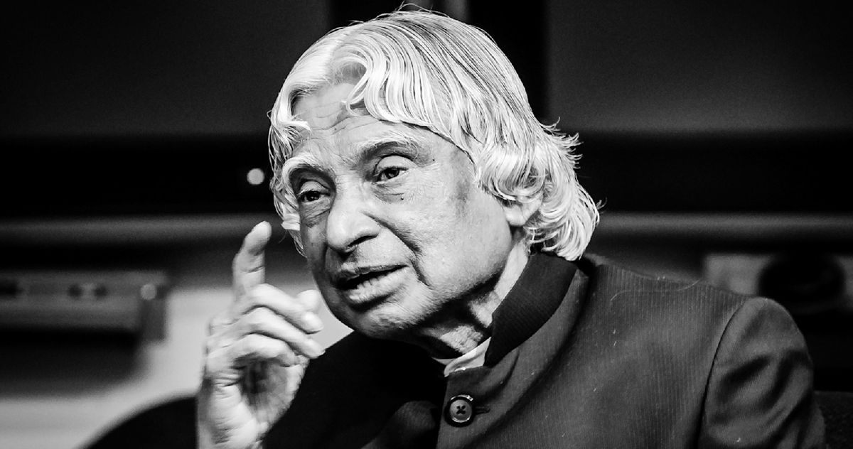 Headline for 10 Best Books by Dr. A. P. J. Abdul Kalam that you MUST read!