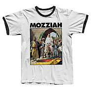 'MOZZIAH' - new official shirt design - Morrissey-solo