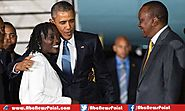 US President Obama Follows His Father's Footsteps In Kenya