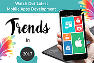 Top 4 Trends for Mobile Apps Development in the Upcoming Year