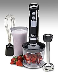 Top 10 Stick Hand Blender Food Processors