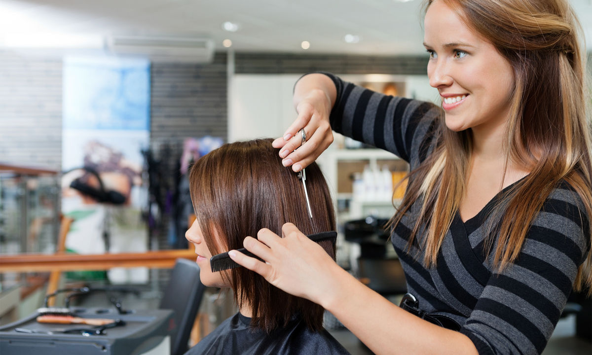 Headline for Ten things to consider before getting your first haircut