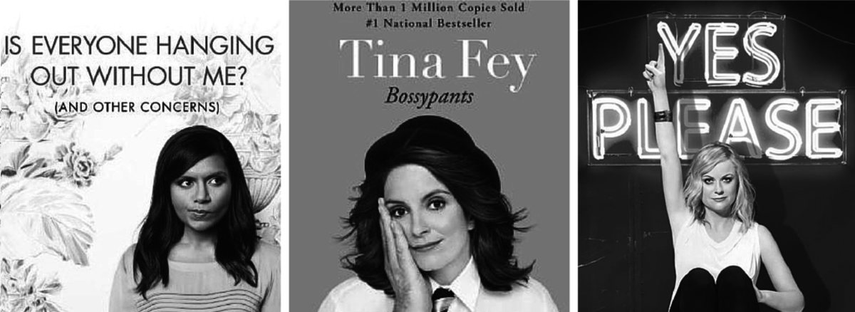 Headline for Top books by your favorite comedians
