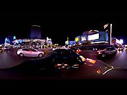 360° Video - Las Vegas at Night