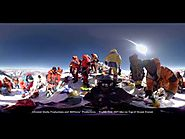 360 Video Guiness World Record Event - Mount Everest