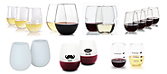 Best Unbreakable Stemless Wine Glasses - Reviews & Top 5 Brands