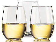Best Unbreakable Stemless Wine Glasses for Red or White Wine