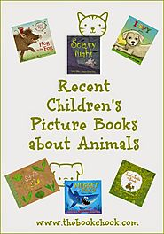 Reviews: Recent Children's Picture Books about Animals