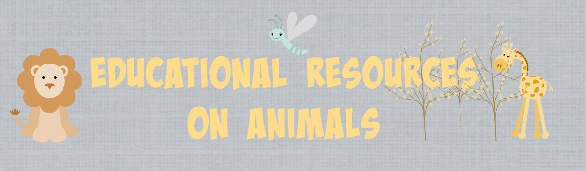 Headline for Educational Resources on Animals