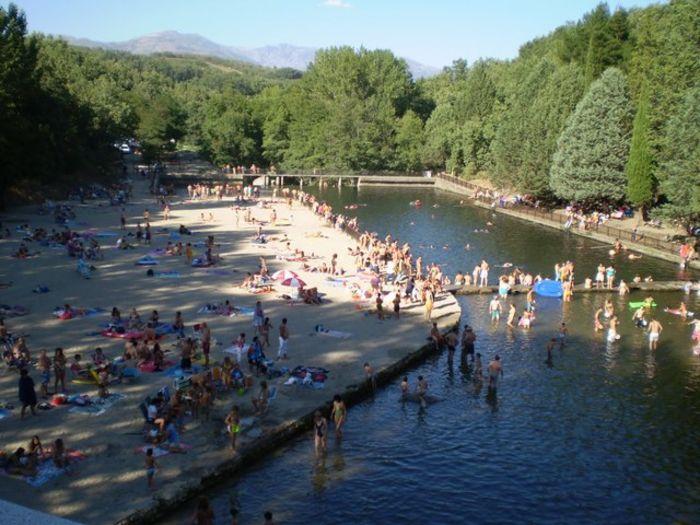 Lago de Jaraíz de la Vera