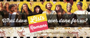 70. 10 Reasons to Take a Fresh Look at Lists (Monty Python style)