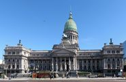 Argentina Photo Gallery: Buenos Aires Bus a great way to see this beautiful city.