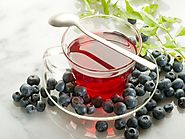 Bilberry Tea for Weight Loss