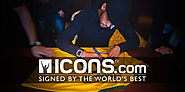 "ICONS ""Signed by the world's best"""