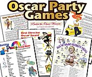 Oscar Party Games Pack