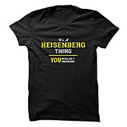 Its A HEISENBERG thing, you wouldnt understand !!