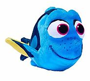 "Finding Dory 6"" Dory Mini Plush"