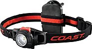 Coast HL7 Focusing Headlamp, Black