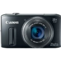 Canon PowerShot SX260 HS 12.1 MP CMOS Digital Camera with 20x Image Stabilized Zoom 25mm Wide-Angle Lens and 1080p Fu...