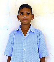 Venu is One of the Akshaya Patra Beneficiary in Telangan at Hyderabad