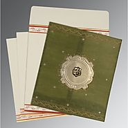 Indian Wedding Cards from 123WeddingCards