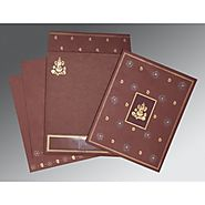 Indian Wedding Invitations Online | IN-2208 | 123WeddingCards
