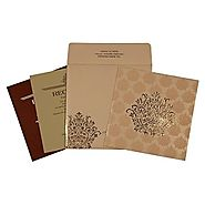 Cheap Indian Wedding Cards | IN-1687 | 123WeddingCards