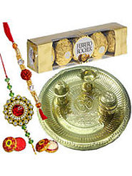 Infibeam gives you the Rakhi gift ideas which you love.