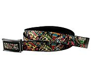 Marvel comics belt