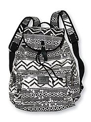 Best Black and White Aztec Backpack Patterns