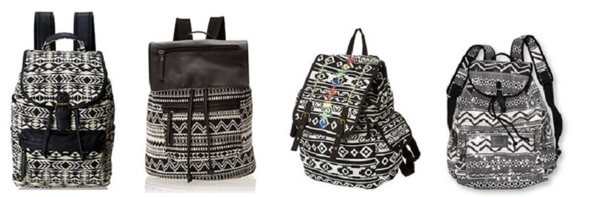 Headline for Best Black and White Aztec Print Backpack Patterns