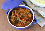 Anglo Indian Meatball Curry