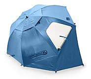 Best Heavy Duty Beach Umbrella for Sun and Wind Resistance