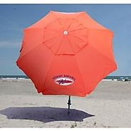 Quality Heavy Duty Beach Umbrella - Best Brands