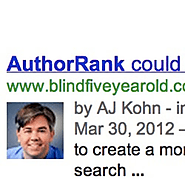 Google Authorship & Author Rank - Google+