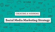 Creating a Winning Social Media Marketing Strategy [Infographic]