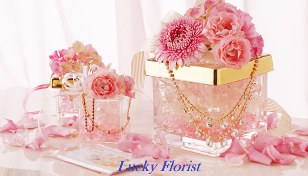 Headline for Best Flower Shop in Ahmedabad | Lucky Florist