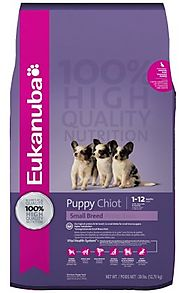 Eukanuba Puppy Chicken Small Breed Dog Food 3 Kg