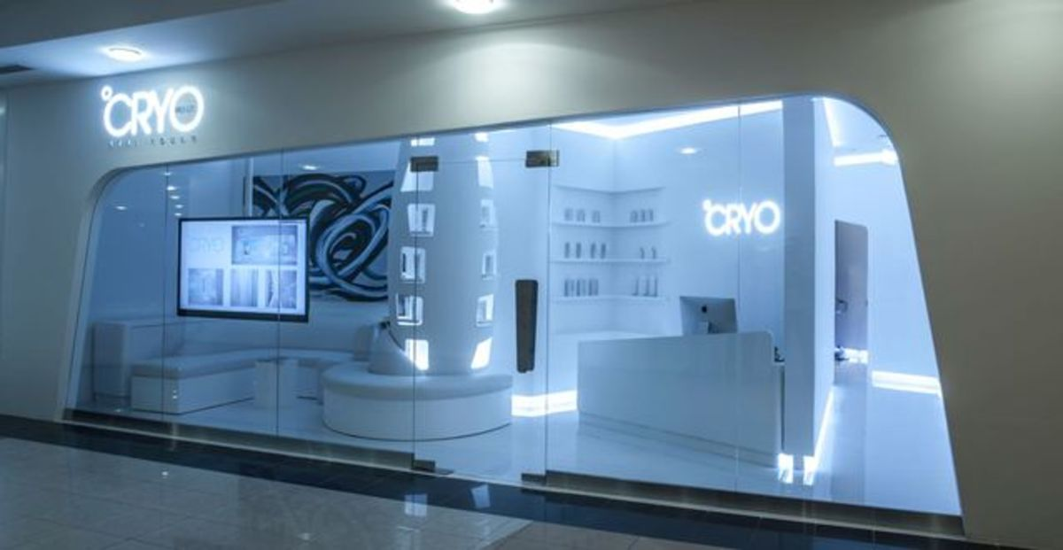 Headline for Dubai Based Wellness Centre Cryo Plans to Open 12 New Outlets