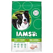 Iams Proactive Health Adult Small & Medium Dog Rich Chicken