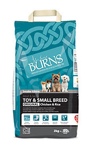 Burns Small Breed Chicken & Rice Dry Dog Food