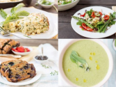 15 Easy recipes for eating local and vegetarian in May