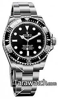Rolex Sea-Dweller Deepsea Fake 4000 116600