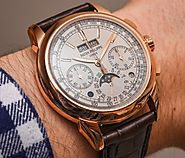 high quality replica PATEK PHILIPPE watches