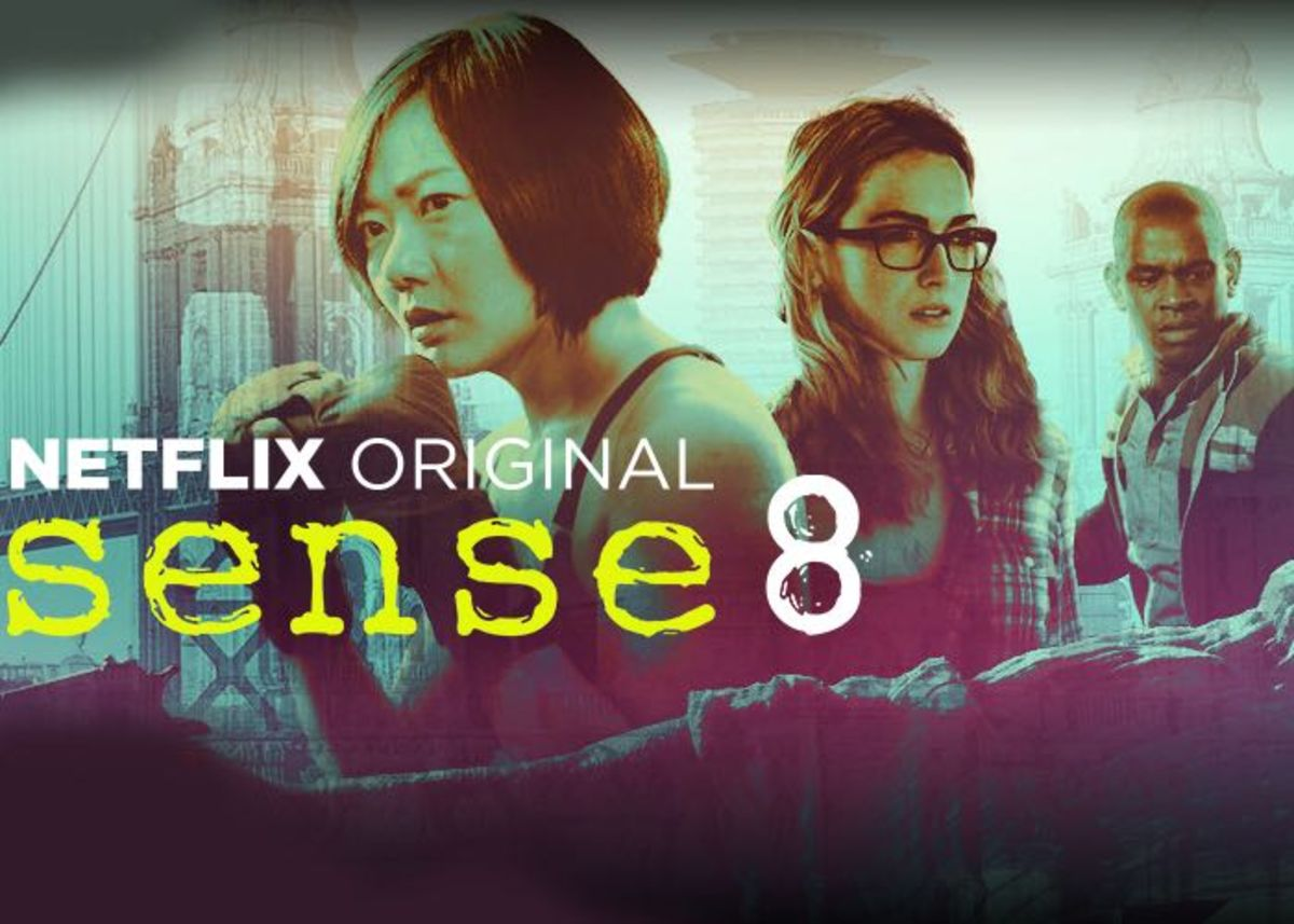 Headline for Which Character From Sense8 Are You?