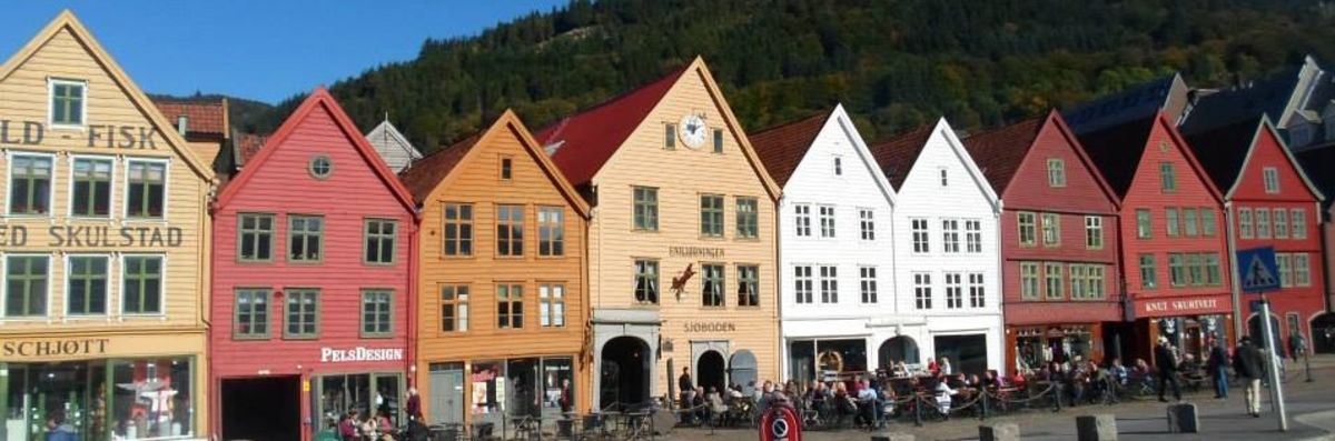 Headline for Top 5 short hikes in Bergen