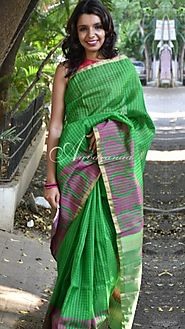 Latest Diwali Sarees Collection – Aavaranaa