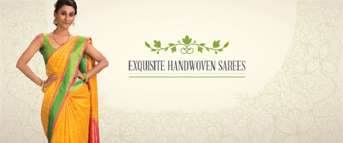 Headline for Aavaranaa - Online Designer Saree