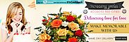 Flowers to Ghaziabad - Flower Delivery Ghaziabad‎, Florist in Ghaziabad